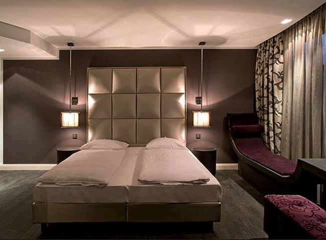ルーマーズ フランクフルト デザイナーズホテル    ドイツ フランクフルト デザインホテル・デ