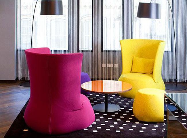 ホテル アンド デザイン デザインホテル一覧 ヨーロッパ イギリス